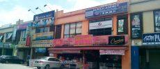 2 sty shop lot in Saujana Rawang