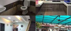 Double storey Kota Puteri, Rawang