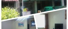 Double storey in Bukit Beruntung